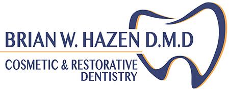 Logo - Brian W. Hazen, D.M.D. Cosmetic & Restorative Dentistry